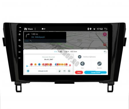 Navigatie Android 10 Nissan Qashqai/X-trail | AutoDrop.ro [12]