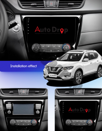 Navigatie Android 10 Nissan Qashqai/X-trail | AutoDrop.ro [21]