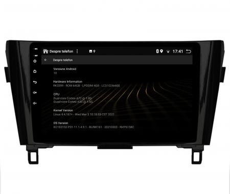 Navigatie Android 10 Nissan Qashqai/X-trail | AutoDrop.ro [16]