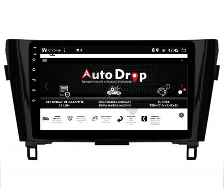 Navigatie Android 10 Nissan Qashqai/X-trail | AutoDrop.ro [8]