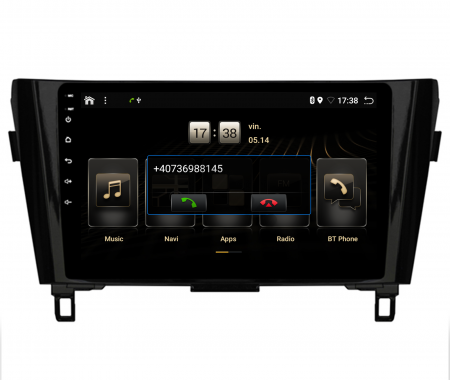 Navigatie Android 10 Nissan Qashqai/X-trail | AutoDrop.ro [5]