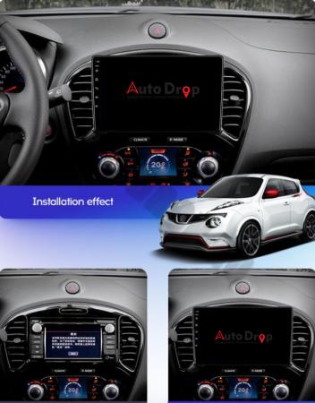 Navigatie Android Nissan Juke 2010-2015   AutoDrop.ro [15]