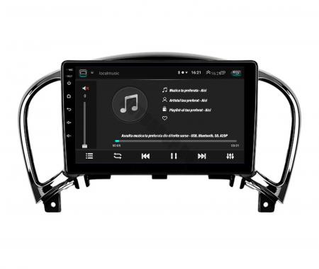 Navigatie Android Nissan Juke 2010-2015   AutoDrop.ro [4]