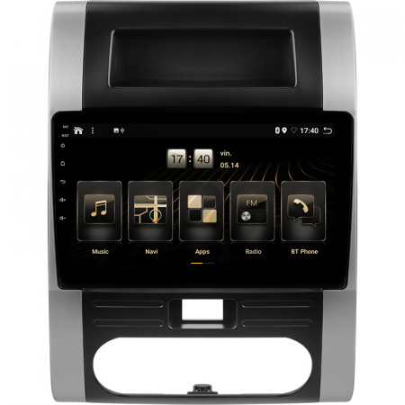Navigatie Android 10 Nissan XTRAIL PX6 | AutoDrop.ro [1]