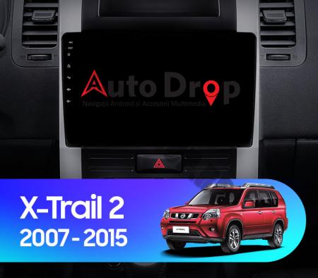 Navigatie Android 10 Nissan XTRAIL PX6 | AutoDrop.ro [17]