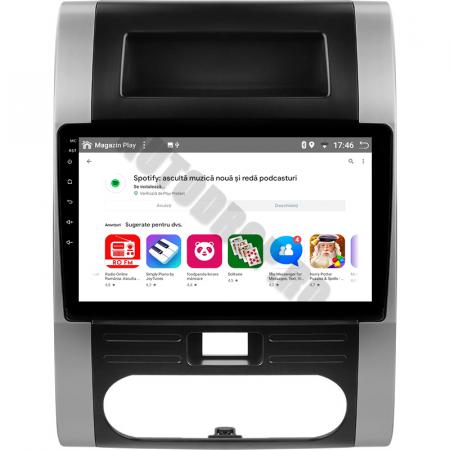 Navigatie Android 10 Nissan XTRAIL PX6 | AutoDrop.ro [12]