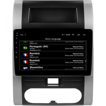 Navigatie Android 10 Nissan XTRAIL PX6 | AutoDrop.ro [6]