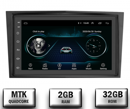 Navigatie Opel Android cu GPS 2+32GB | AutoDrop.ro [0]