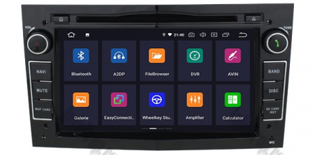 Navigatie Opel, Android 10, Octacore|PX5|/ 4GB RAM si 64GB ROM cu DVD, 7 Inch - AD-BGWOPL7P5-B1