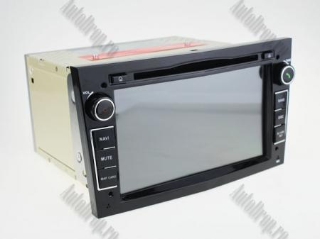 Navigatie Opel, Android 10, Octacore|PX5|/ 4GB RAM si 64GB ROM cu DVD, 7 Inch - AD-BGWOPL7P5-B15