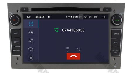 Navigatie Opel, Android 10, Quadcore|PX30|/ 2GB RAM si 16GB ROM cu DVD, 7 Inch - AD-BGWOPL7P3-S5