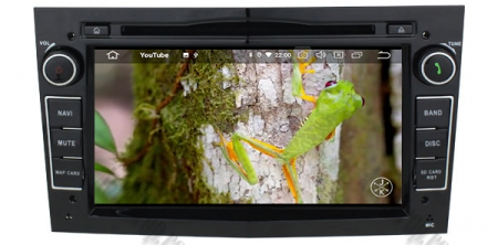 Navigatie Opel, Android 9, Octacore|PX5|/ 4GB RAM si 64GB ROM cu DVD, 7 Inch - AD-BGWOPL7P5-B11
