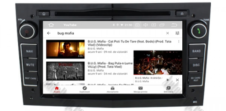 Navigatie Opel, Android 9, Octacore|PX5|/ 4GB RAM si 64GB ROM cu DVD, 7 Inch - AD-BGWOPL7P5-B10