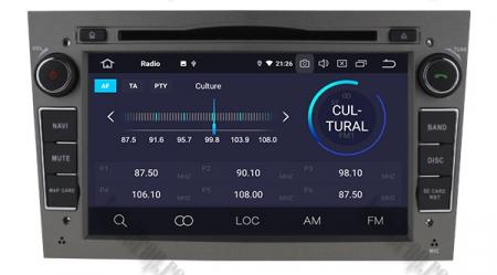 Navigatie Opel, Android 10, Octacore|PX5|/ 4GB RAM si 64GB ROM cu DVD, 7 Inch - AD-BGWOPL7P5-S3