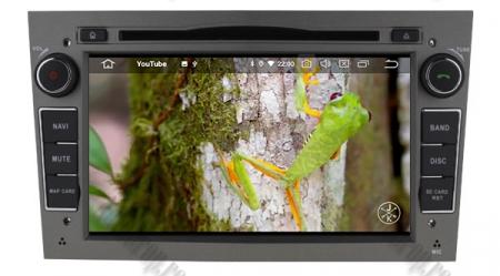 Navigatie Opel, Android 10, Octacore|PX5|/ 4GB RAM si 64GB ROM cu DVD, 7 Inch - AD-BGWOPL7P5-S10