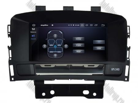 Navigatie Opel Astra J, Android 9, Quadcore|PX30|/ 2GB RAM si 16GB ROM cu DVD, 7 Inch - AD-BGWOPLAJP36