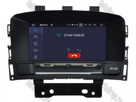 Navigatie Opel Astra J, Android 9, Quadcore|PX30|/ 2GB RAM si 16GB ROM cu DVD, 7 Inch - AD-BGWOPLAJP35