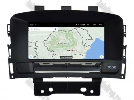 Navigatie Opel Astra J, Android 9, Quadcore|PX30|/ 2GB RAM si 16GB ROM cu DVD, 7 Inch - AD-BGWOPLAJP313