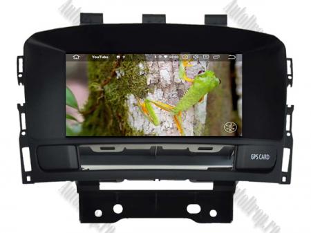 Navigatie Opel Astra J, Android 9, Quadcore|PX30|/ 2GB RAM si 16GB ROM cu DVD, 7 Inch - AD-BGWOPLAJP312