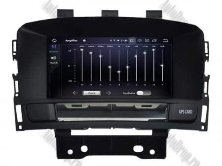 Navigatie Opel Astra J, Android 9, Quadcore|PX30|/ 2GB RAM si 16GB ROM cu DVD, 7 Inch - AD-BGWOPLAJP37