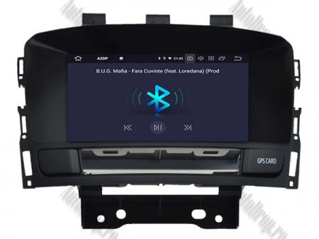 Navigatie Opel Astra J, Android 9, Quadcore|PX30|/ 2GB RAM si 16GB ROM cu DVD, 7 Inch - AD-BGWOPLAJP34