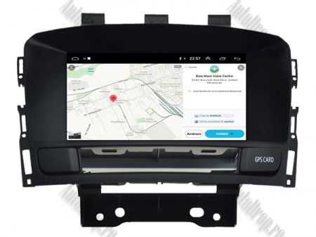 Navigatie Opel Astra J, Android 9, Quadcore|PX30|/ 2GB RAM si 16GB ROM cu DVD, 7 Inch - AD-BGWOPLAJP314