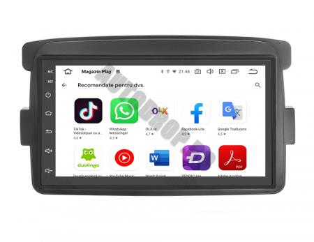Navigatie Dacia / Renault, QUADCORE|MTK| / 1GB RAM + 16GB ROM, 7 Inch - AD-BGPDACIAMTK10