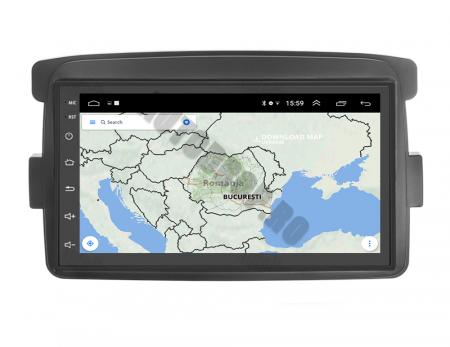 Navigatie Dacia / Renault, QUADCORE|MTK| / 2GB RAM + 32GB ROM, 7 Inch - AD-BGPDACIAMTK2GB13