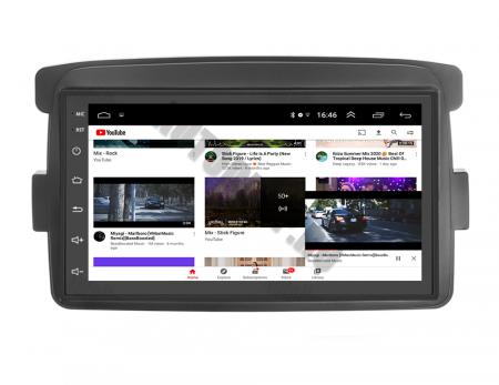 Navigatie Dacia / Renault, QUADCORE|MTK| / 1GB RAM + 16GB ROM, 7 Inch - AD-BGPDACIAMTK11