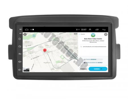 Navigatie Dacia / Renault, QUADCORE|MTK| / 2GB RAM + 32GB ROM, 7 Inch - AD-BGPDACIAMTK2GB12