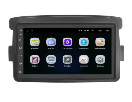 Navigatie Dacia / Renault, QUADCORE|MTK| / 2GB RAM + 32GB ROM, 7 Inch - AD-BGPDACIAMTK2GB4