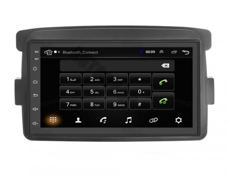 Navigatie Dacia / Renault, QUADCORE|MTK| / 1GB RAM + 16GB ROM, 7 Inch - AD-BGPDACIAMTK8