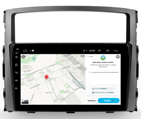 Navigatie Android Pajero 2006-2014   AutoDrop.ro [11]