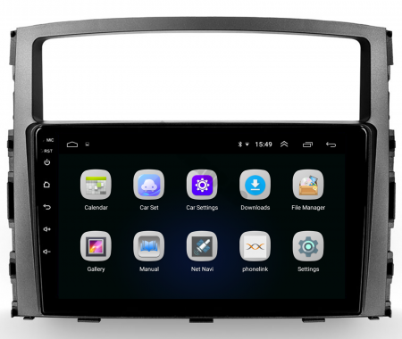 Navigatie Android Pajero 2006-2014   AutoDrop.ro [4]