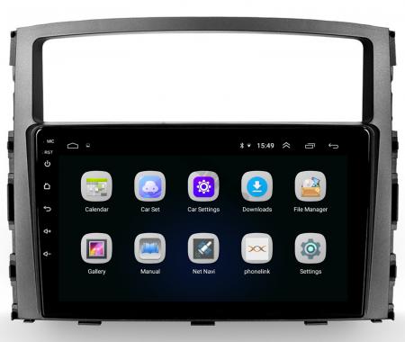 Navigatie Android Pajero 2006-2014 2GB | AutoDrop.ro [4]