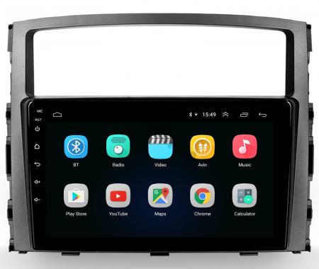 Navigatie Android Pajero 2006-2014   AutoDrop.ro [3]