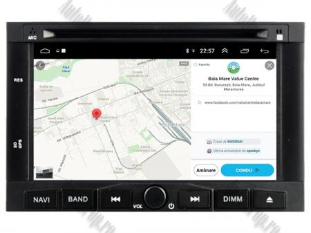 Navigatie Peugeot 3008/5008 (2009-2011), Android 9, Quadcore|PX30|/ 2GB RAM + 16GB ROM cu DVD, 7 Inch - AD-BGWPGTX008P314