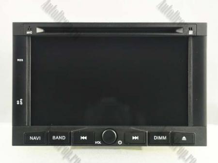 Navigatie Peugeot 3008/5008 (2009-2011), Android 9, Quadcore|PX30|/ 2GB RAM + 16GB ROM cu DVD, 7 Inch - AD-BGWPGTX008P315