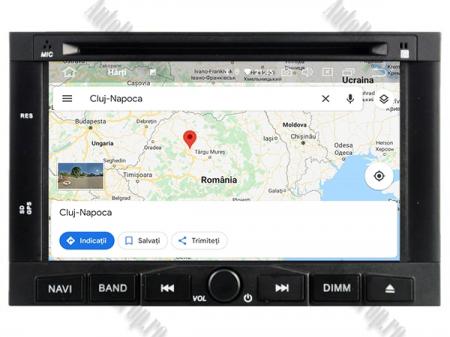 Navigatie Peugeot 3008/5008 (2009-2011), Android 9, Octacore|PX5|/ 4GB RAM + 64GB ROM cu DVD, 7 Inch - AD-BGWPGTX008P513