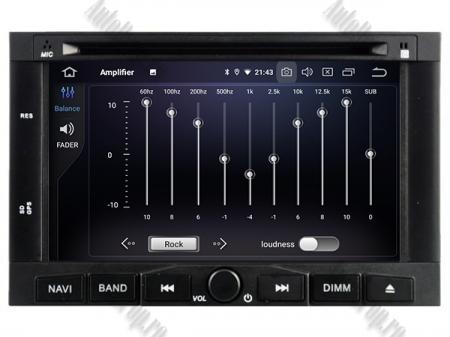 Navigatie Peugeot 3008/5008 (2009-2011), Android 9, Quadcore|PX30|/ 2GB RAM + 16GB ROM cu DVD, 7 Inch - AD-BGWPGTX008P37
