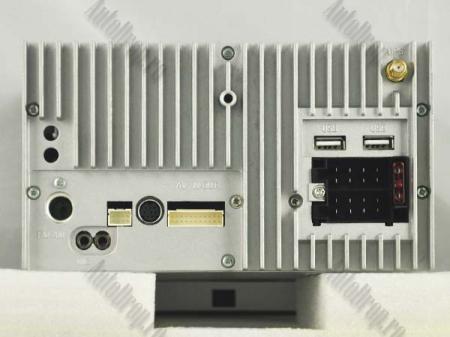 Navigatie Peugeot 3008/5008 (2009-2011), Android 9, Quadcore|PX30|/ 2GB RAM + 16GB ROM cu DVD, 7 Inch - AD-BGWPGTX008P318