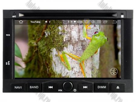 Navigatie Peugeot 3008/5008 (2009-2011), Android 9, Quadcore|PX30|/ 2GB RAM + 16GB ROM cu DVD, 7 Inch - AD-BGWPGTX008P310