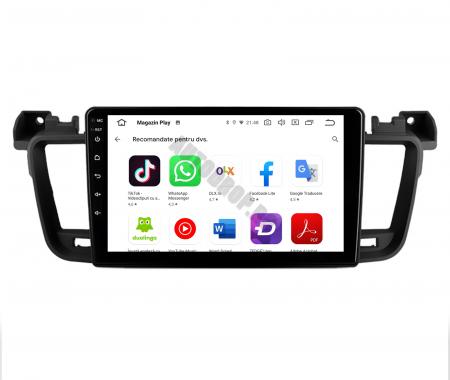 Navigatie Android Peugeot 508 2010-2018   AutoDrop.ro [7]