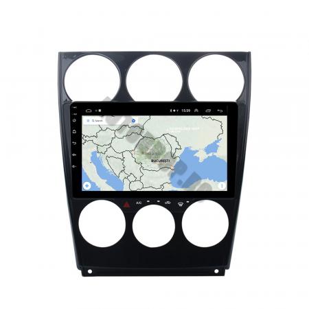 Navigatie Mazda 6 (2002-2008), QUADCORE|MTK| / 1GB RAM + 16GB ROM, 9 Inch - AD-BGPMAZDA6MTK12
