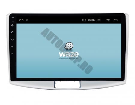 Navigatie Volkswagen Passat B6 / B7 / CC, QUADCORE|MTK| / 1GB RAM + 16GB ROM, 10.1 Inch - AD-BGPVWP10MTK11