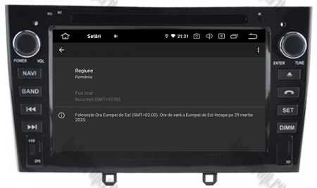 NAVIGATIE PEUGEOT 308/ 408, ANDROID 9, Octacore|PX5|/ 4GB RAM + 64GB ROM cu DVD, 7 Inch - AD-BGWPGTX08P5-B9