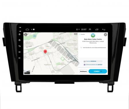 Navigatie Nissan Qashqai / X-trail 2+32GB   AutoDrop.ro [10]