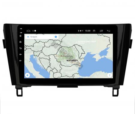 Navigatie Android Nissan Qashqai / X-trail   AutoDrop.ro [11]