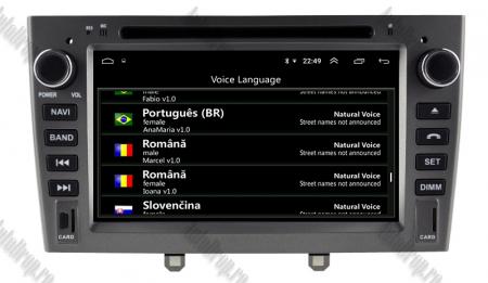 Navigatie Dedicata Peugeot 308 - 408 - Octacore 4+64GB [11]