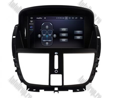 Navigatie Dedicata Peugeot 207 Android | AutoDrop.ro [6]